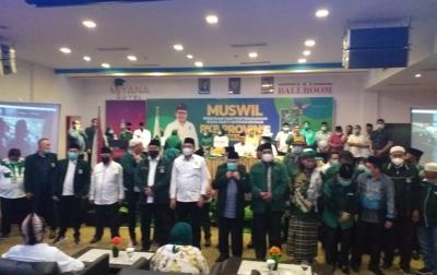 Ahmad Iman Sukri Pimpin PKB Sumut