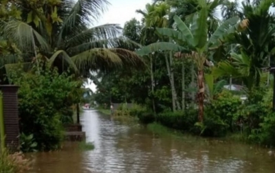 116 Kepala Keluarga di Langkat Terdampak Banjir