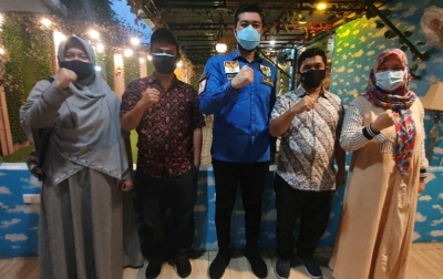 Ketua KNPI Sumut Ajak Pemuda Aktif Dalam Pembangunan
