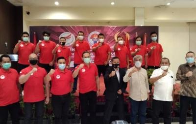 Brigjen TNI Ruruh Setyawibawa Lantik Paulus Sinambela Jadi PB E-Sport Kota Medan