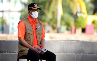 Kepala BNPB Doni Monardo Positif Covid-19