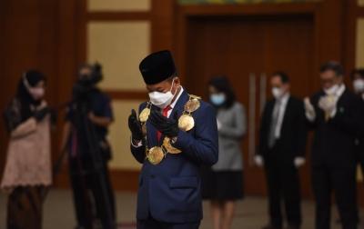 Dr Muryanto Amin Resmi Dilantik Sebagai Rektor ke-16 USU