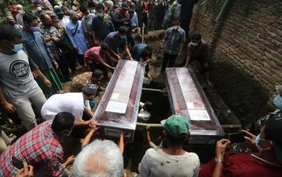 4 Korban Jatuhnya Sriwijaya Air SJ 182 Belum Teridentifikasi