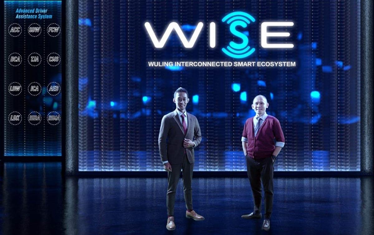 Wuling Motors Perkenalkan Inovasi Baru Wuling Interconnected Smart Ecosystem