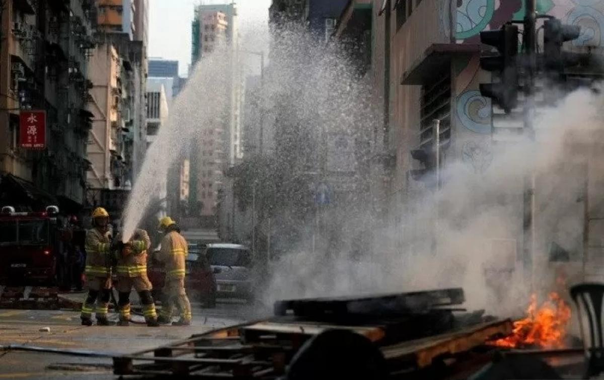 Kebakaran Pemandian di China, 5 Orang Tewas