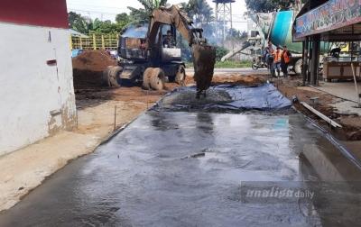 Bantuan Gorong-gorong Diberikan untuk Antisipasi Banjir