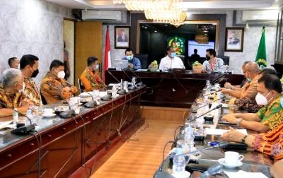 OPD Diminta Cegah Korupsi Lewat MCP