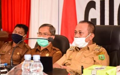 Sepuluh Pejabat di Palas Akan Divaksin Perdana