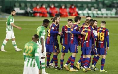 Barcelona Menang Lagi, Koeman: Tonjolkan Mentalitas Tim