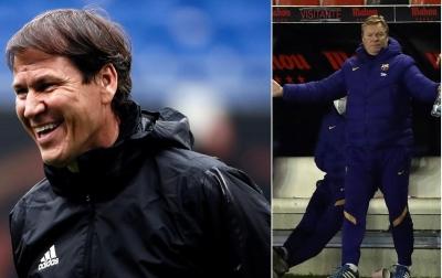Koeman Mengeluh Messi Dilirik, Garcia: Tidak Malu