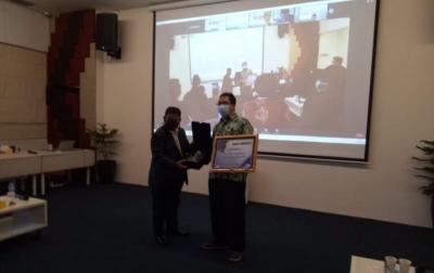 PWI Jaya Award Untuk Dirut Pelindo II