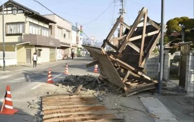 KBRI Tokyo: Tidak Ada WNI Jadi Korban Gempa Jepang