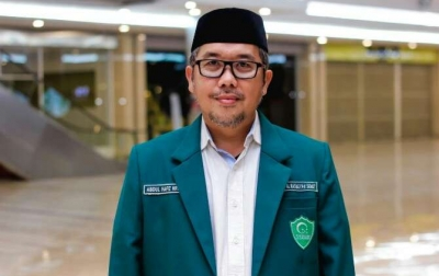 Sah! Abdul Hafiz Harahap Ketua PD Al-Washliyah Medan