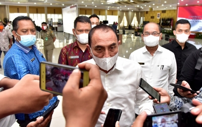 Kendalikan Corona, PPKM di Sumatera Utara Diperpanjang