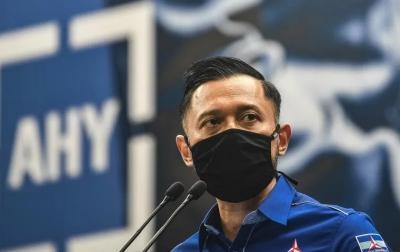 AHY: Gerakan Dorong KLB Demokrat Tak Terkait Jokowi
