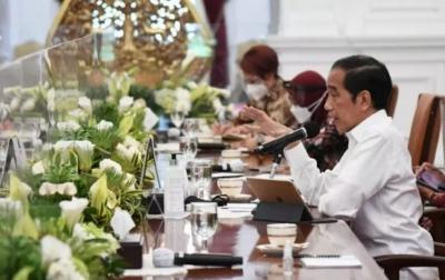 Presiden Akui Sosialisasi Vaksin Covid-19 Masih Minim