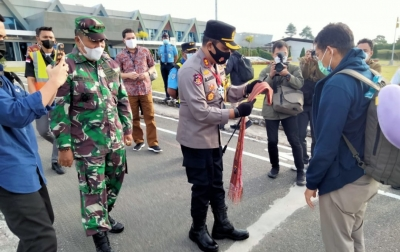 Komitmen Polres Taput Dalam Mendukung Danau Toba Sebagai KSPN