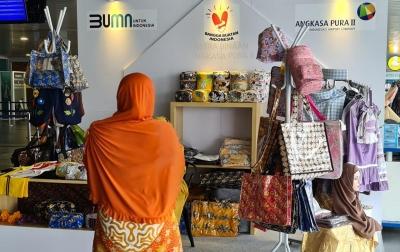 Bandara Silangit dan Kualanamu Siapkan Area untukUMKM