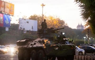 Uni Eropa Pertimbangkan Sanksi Pada Junta Militer