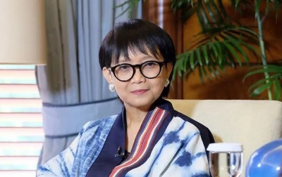 Retno: Kesejahteraan Rakyat Myanmar Nomor Satu