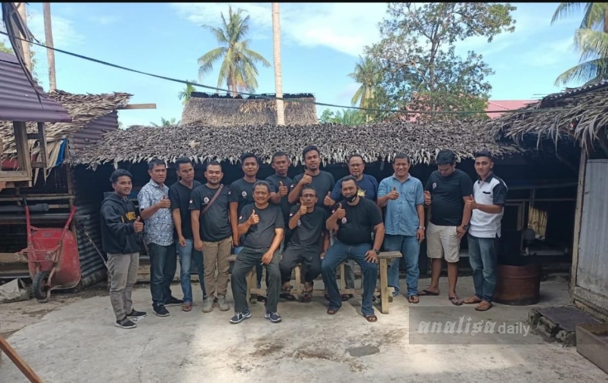 Komunitas Peternak Unggas Kumpul di Kisaran