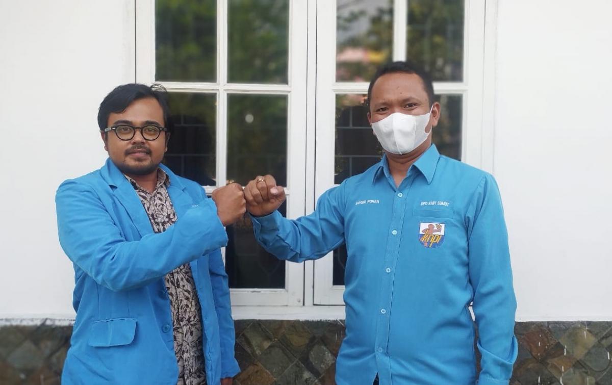 KNPI Madina Tegaskan Dukung Samsir Pohan