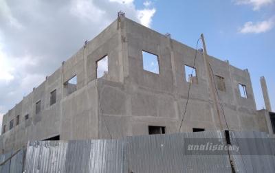 Sanksi Denda, Pencairan Dana Proyek Bangunan DPMPTSP Asahan 80 Persen