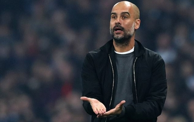Guardiola Ancam Pemainnya Jika Berpikir Sudah Meraih Gelar