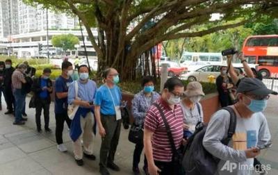 Wafat Pasca Vaksinasi, Hong Kong Lakukan Penyelidikan