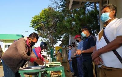 PT TPL Lakukan Pemeliharaan Pabrik Tahunan di Masa Pandemi Covid-19