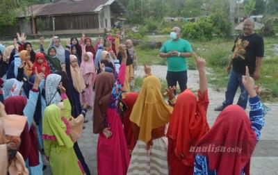 Camat Galang Apresiasi Yayasan Pendidikan Islam Ummi Zulfa
