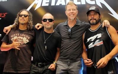 Bantu Korban Badai, Metallica Sumbang Rp 1.2 Miliar