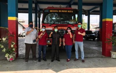 HUT Damkar: Cegah Kebakaran Mulai dari Mitigasi Risiko dan Perlindungan Kerugian