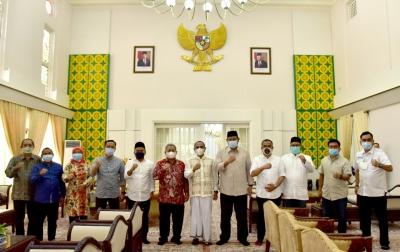 Sumut-Aceh Rancang Indeks Pengukuran Ketahanan Daerah