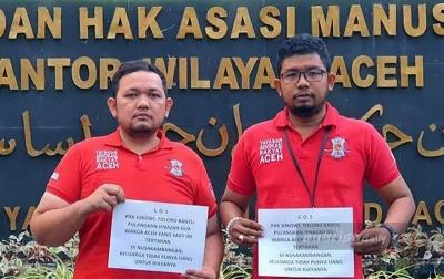 Dua Jenazah Napi Nusakambangan Asal Aceh Tertahan