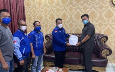PSH Sambangi KPU dan DPRD Kota Padangsidimpuan