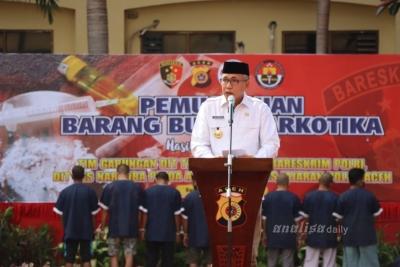 Nova: Aceh Pasar Potensial Produsen Narkoba