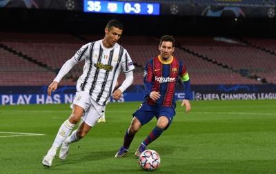 Perempat Final Liga Champions Tanpa Messi dan Ronaldo