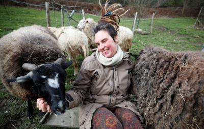 Atasi Kesepian, Peternakan di Jerman Tawarkan Domba untuk Dipeluk