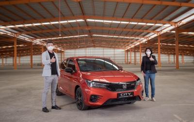 Honda City Hatchback RS Meluncur di Indonesia