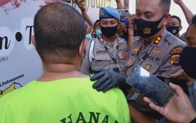 Miliki Sabu, Oknum PNS di Lhokseumawe Ditangkap Polisi
