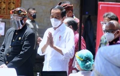 Jokowi Minta Kasus di All England Tak Didiamkan