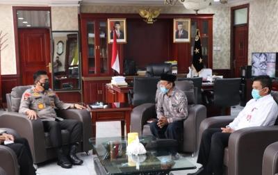 Polda Aceh Akan Tunaikan Zakat Melalui Baitul Mal