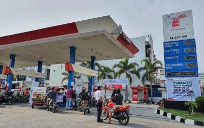 Pertalite Seharga Premium di Medan Hanya di 2 SPBU