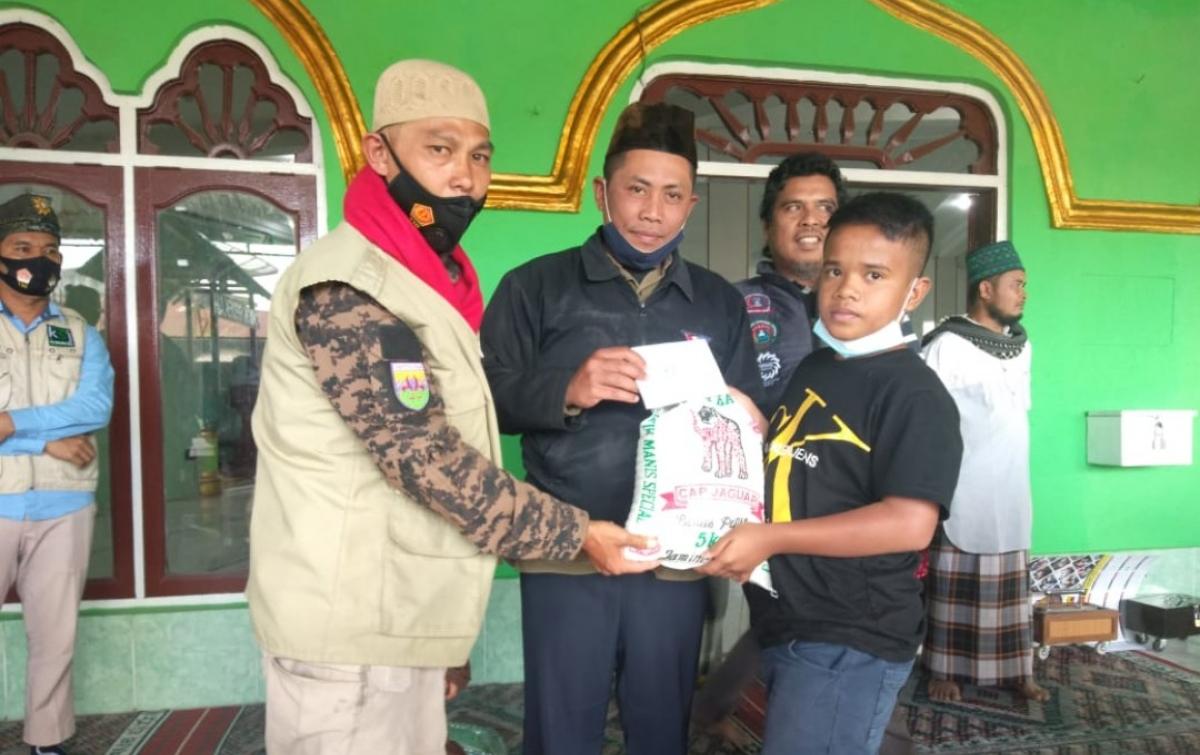 KSJ Berbagi Dengan Yatim dan Dhuafa di 25 Titik
