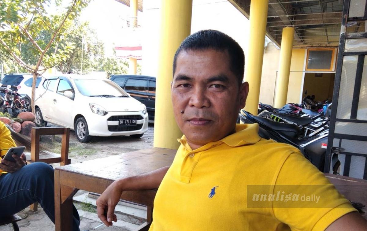 Ketua Komisi C DPRD Asahan Sesalkan Tender Tak Berlakukan Pepres 12/2021