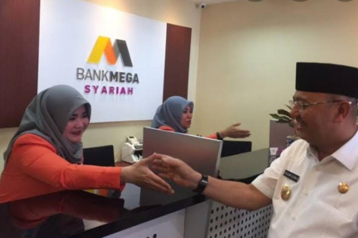 Laba Bank Mega Syariah Tumbuh 161,81 Persen