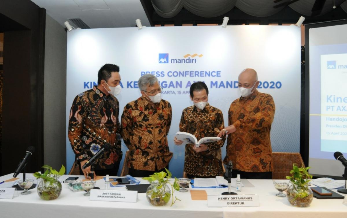 Beradaptasi dan Percepat Transformasi Bisnis, AXA Mandiri Catat Kinerja Positif di 2020