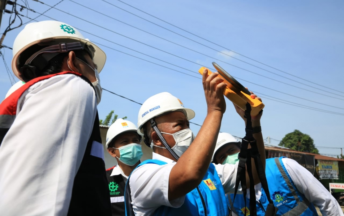 Tingkatkan Keandalan, PLN UIW Sumut Lakukan Pemeliharaan Borderless