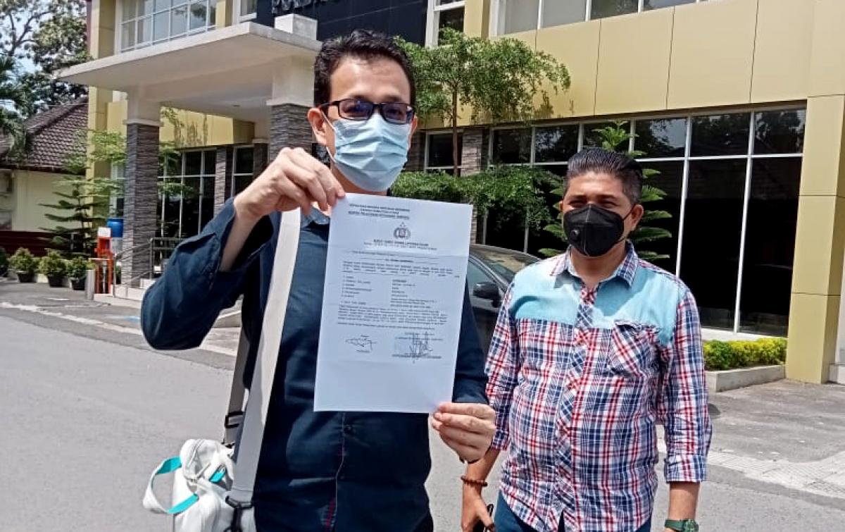 Pemilik Laporkan Terduga Penyerobot Lahan ke Polda Sumut